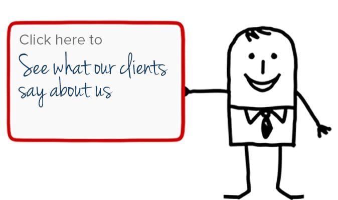 Client testimonials - One to One